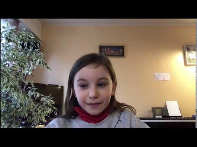Детская онлайн конференция