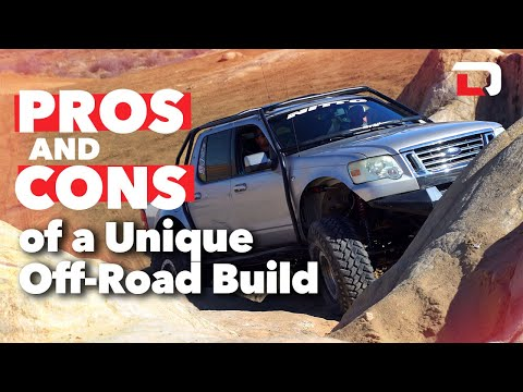 The Pros And Cons Of Building A Unique Off-Road Rig   Harry Situations