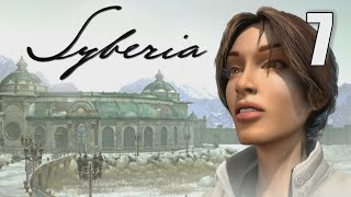 CHURCH TOMB TRAIN RIDE TO BARROCKSTADT - Syberia Walkthrough [07] w/YourGibs - Part 7