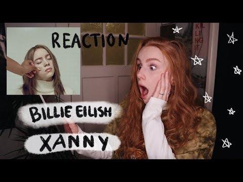 "Billie Eilish - ""xanny"" (music Video) REACTION"