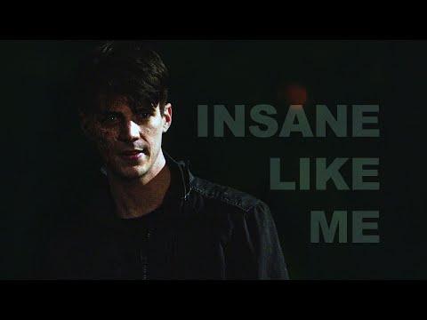 insane like me | barry allen
