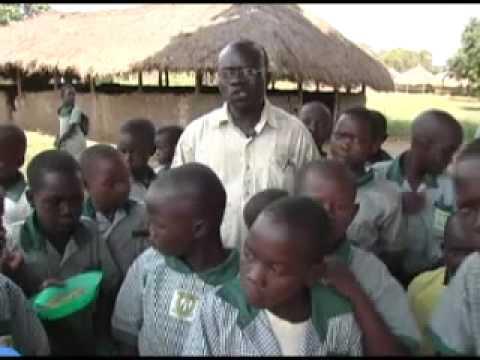 Meet Pastor Stanley from Yei, Sudan