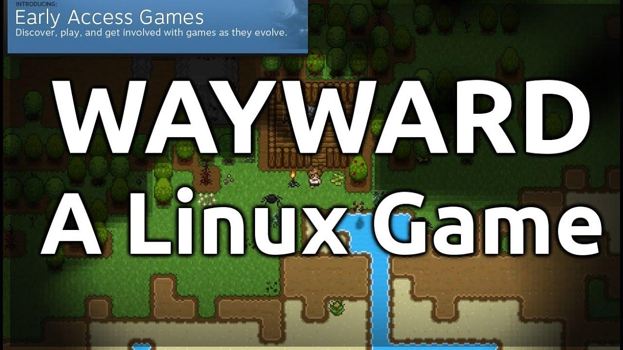 Wayward | Wilderness Survival Game