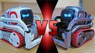 ROBOT DEATH BATTLE! - Cozmo VS Metal Cozmo - Collector's Edition