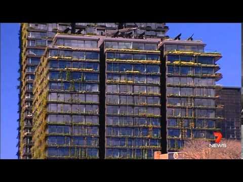 Seven News Sydney: One Central Park Penthouse (7/7/2014)