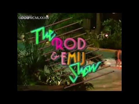 THE ROD AND EMU SHOW  - 28 January 1984 - BBC1 Rod Hull