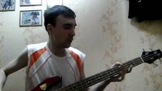 Чёрная луна (Агата bass cover )(, 2016-01-05T10:57:09.000Z)