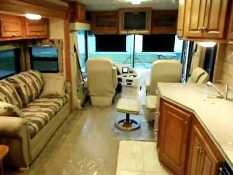 2006 Damon Astoria Pacifica Moder 3579 Motorhome Youtube