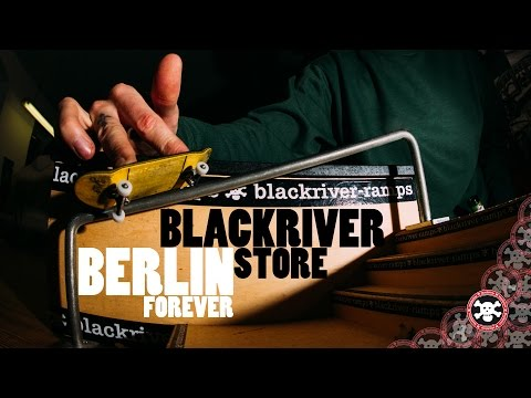 Blackriver Store Berlin - A Tribute