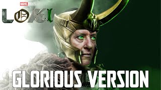 Classic Loki Theme: Ride of The Valkyries | EPIC GLORIOUS VERSION (Episode 5 Soundtrack)