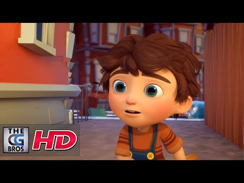 "CGI 3D Animated Short ""Embarked"" - by Mikel Mugica, Adele Hawkins and Soo Kyung Kang"