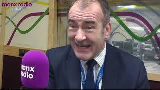 Treasury Minister Alfred Cannan MHK on The Mannin Line thumbnail