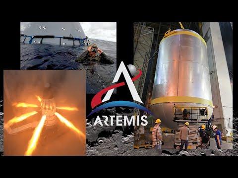 Artemis: Inside The Latest Achievements – Episode 24