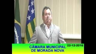 Claudio Maroca Pronunciamento 22 12 16