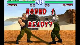 [TAS] Tekken 2 - JACK-2
