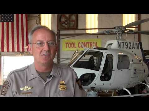 Protecting our Border: Air Interdiction Agents