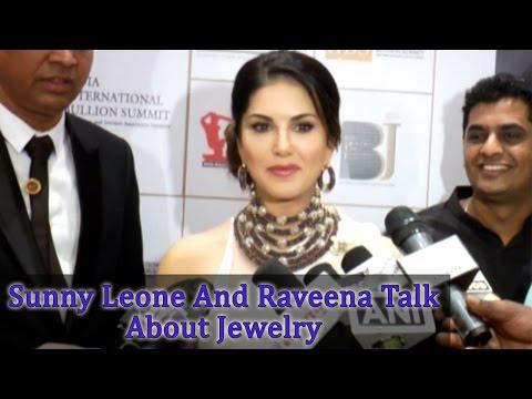 Latest Bollywood News - Sunny Leone At India Bullion And Jewelers Awards - Bollywood Gossip 2015