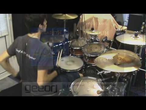 Megadeth - 'Holy Wars' - Drum Cover Jam #1