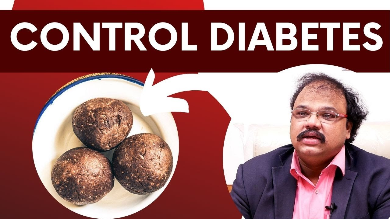 This Magical Food To Control Diabetes | Dr. Prabhu Kumar