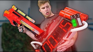 NERF Search & Destroy Challenge!