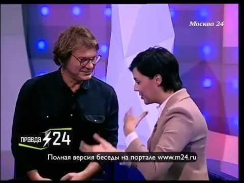 Ольга Шелест вынуждена копаться в карманах мужа