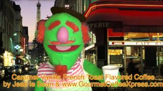 My Caramel Vanilla French Toast Flavored Coffee: Coffee Of Love Movie Youtube