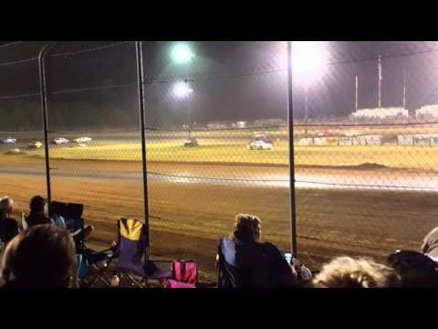 SRT factory stock A main 8-22@Ark-la-tex Speedway