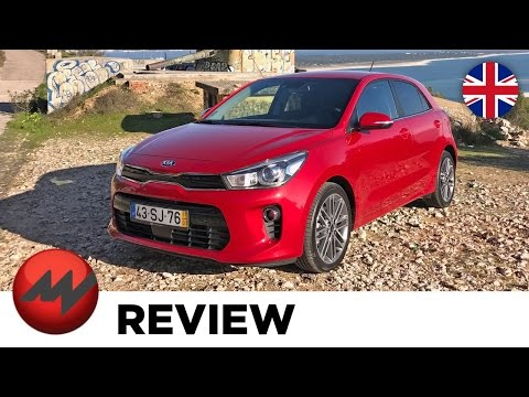 Kia Rio 1.0 Turbo - Test Drive And Review