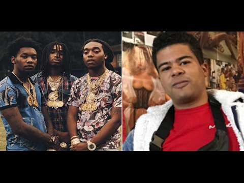 Migos Think its Wack that Makonnen Was Talking About Trapping & Selling Mollys then came out as Gay.