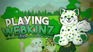 Repeat youtube video Bepper Plays Webkinz!