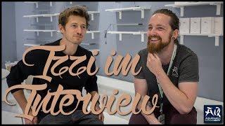 IZZI WILL NOCH KRASSERE AQUARIEN | INTERVIEW MIT IZZI | INTERZOO 2018 | AquaOwner