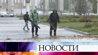 В Москве и области продлен «желтый» уровень погодной опасности.