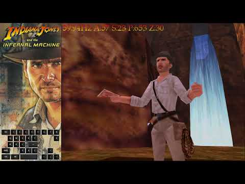 "Indiana Jones and the Infernal Machine - 01 ""Canyonlands"" - 04:44 - Very Easy  "