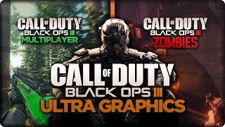 Call of Duty: Black Ops 3 PC Test Ultra Graphics Settings w/NVIDIA MSI GeForce GTX 960 Gaming 4GB