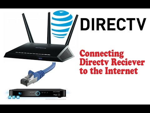 How to connect Directv to Internet.  Directv On Demand thumbnail