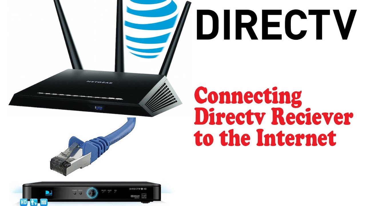 Direct Tv Cable And Internet >> How To Connect Directv To Internet Directv On Demand