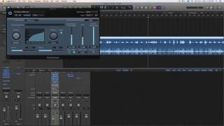 How to Compress Vocals in Logic Pro X