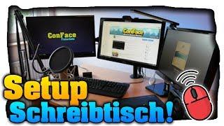 Kabelmanagement Schreibtisch DIY (Deutsch) - Tipps/Tricks | ConFace