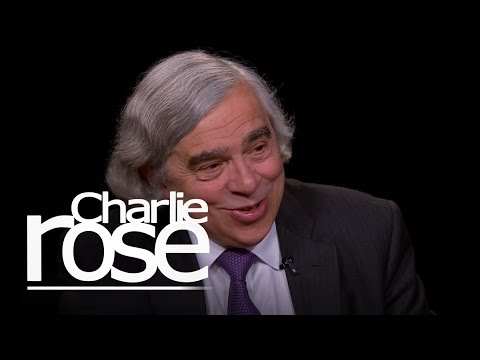 Ernest Moniz on Climate Change Denial (May 8, 2015) | Charlie Rose
