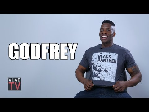 Godfrey Doesn't Expect White People to Get