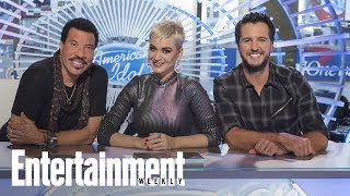 'American Idol' Hopeful Was 'Uncomfortable' With Katy Perry Kiss | News Flash | Entertainment Weekly Video
