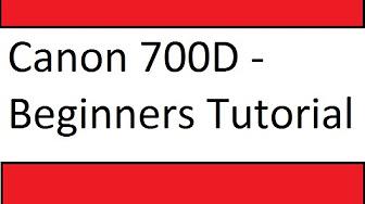 Canon d700 - YouTube