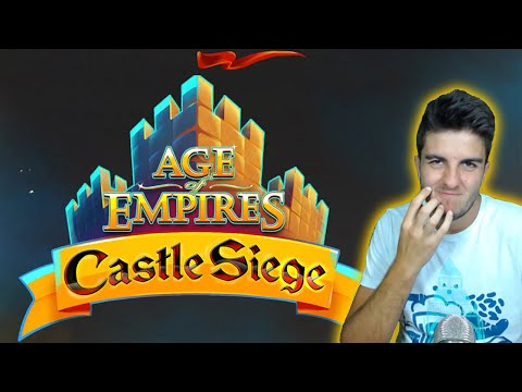 Age Of Empires: Castle Siege | IOS, Android & Windows