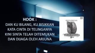 Big Noeng Bahasa Cinta ft ecko show (Official Video Lirik)
