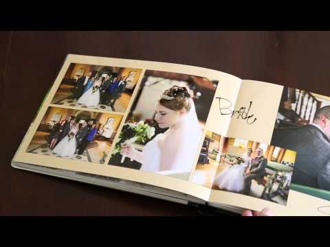 Wedding Photography Storybook Album
