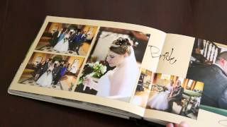 Wedding Photography Storybook Album