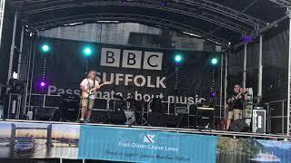 Ipswich Maritime Festival BBC Stage. Hoochie Coochie Man