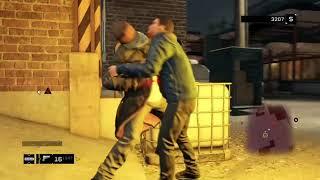 Watch Dogs:John Wick gameplay The Baba Yaga