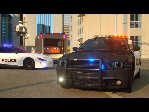 GTA 5   REAL LIFE POLICE JOBS   GTA 5 ONLINE