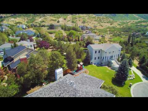 Real Estate Drone footage, Draper Utah